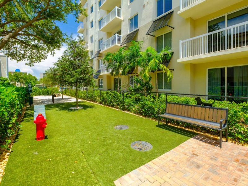 TGM Harbor Beach Apartment Bark Park