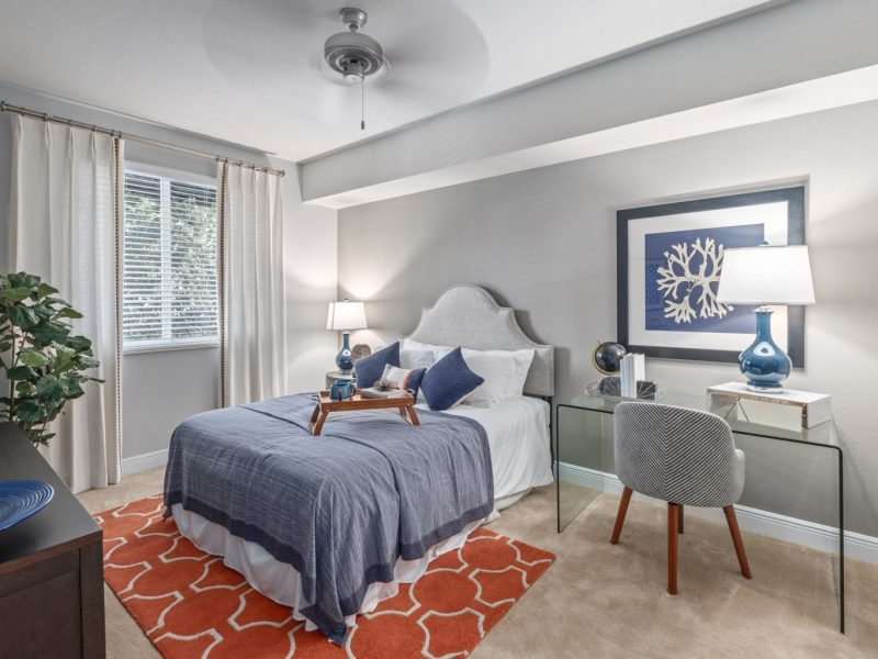 TGM Harbor Beach Apartment Bedroom