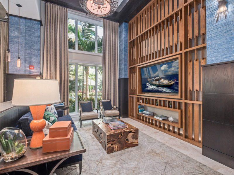 TGM Harbor Beach Apartment Resident Lounge